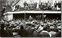Theodore Roosevelt's ideas on Immigrants and being an AMERICAN in 1907.